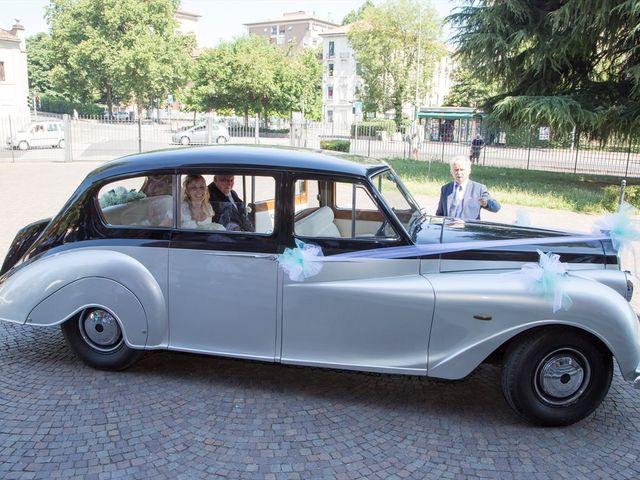 Il matrimonio di Davide e Elena a Monza, Monza e Brianza 8