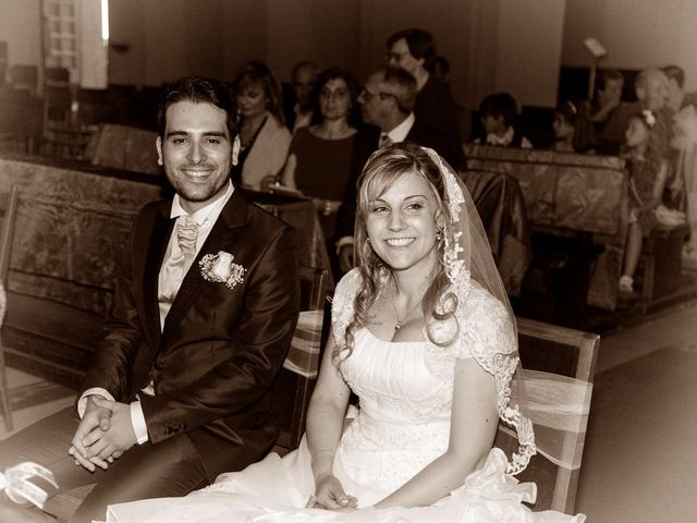 Il matrimonio di Davide e Elena a Monza, Monza e Brianza 10