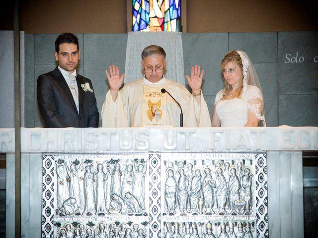 Il matrimonio di Davide e Elena a Monza, Monza e Brianza 12
