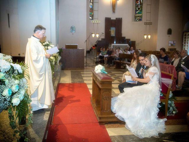 Il matrimonio di Davide e Elena a Monza, Monza e Brianza 13