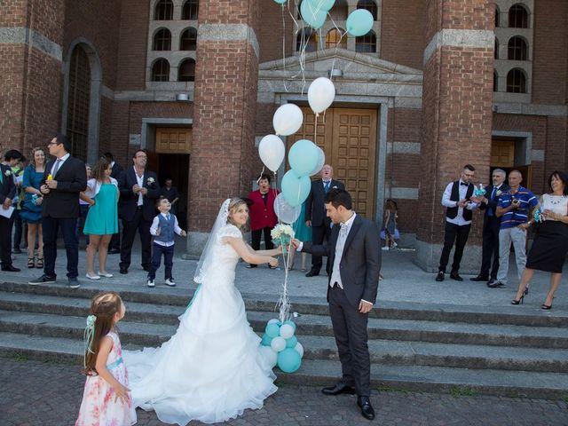 Il matrimonio di Davide e Elena a Monza, Monza e Brianza 14