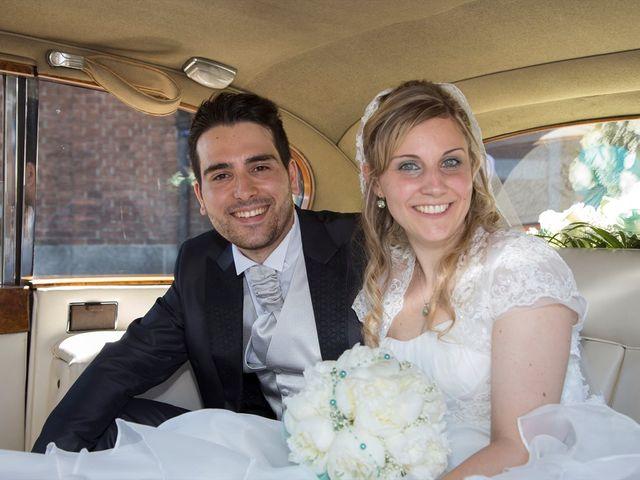 Il matrimonio di Davide e Elena a Monza, Monza e Brianza 15