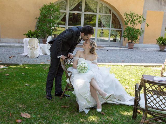 Il matrimonio di Davide e Elena a Monza, Monza e Brianza 23