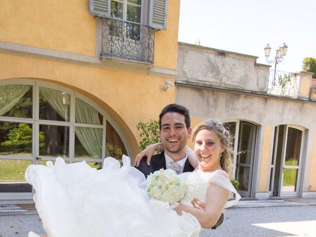 Il matrimonio di Davide e Elena a Monza, Monza e Brianza 24