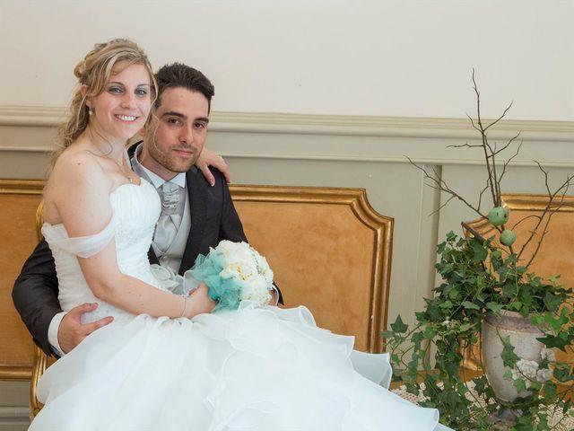 Il matrimonio di Davide e Elena a Monza, Monza e Brianza 27