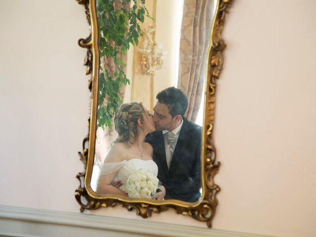 Il matrimonio di Davide e Elena a Monza, Monza e Brianza 30