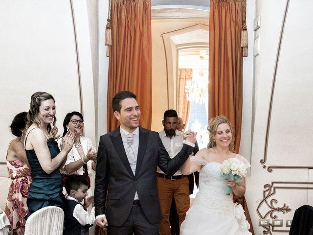 Il matrimonio di Davide e Elena a Monza, Monza e Brianza 32