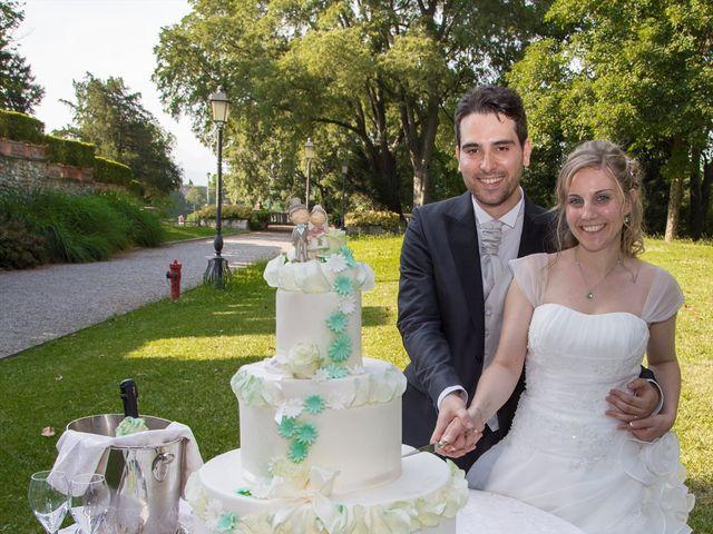 Il matrimonio di Davide e Elena a Monza, Monza e Brianza 33