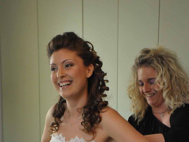 Il matrimonio di Andrea e Lisa a Bientina, Pisa 4