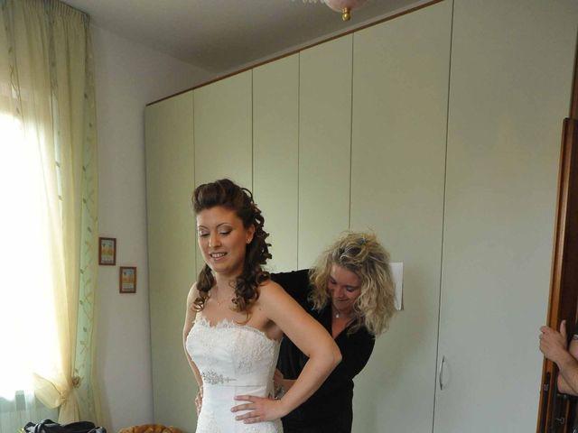 Il matrimonio di Andrea e Lisa a Bientina, Pisa 5