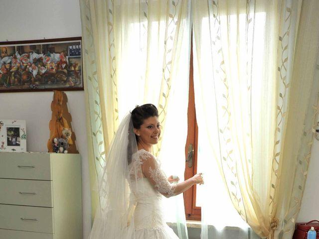 Il matrimonio di Andrea e Lisa a Bientina, Pisa 10