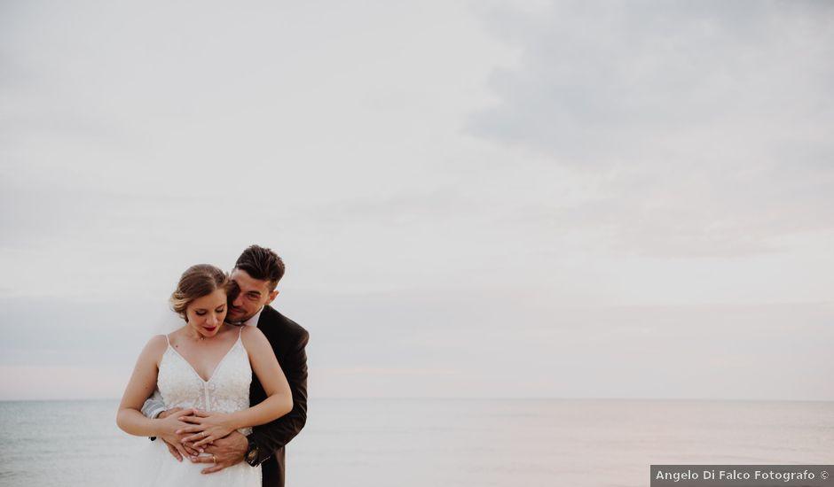 Il matrimonio di Saverio e Desirè a Licata, Agrigento