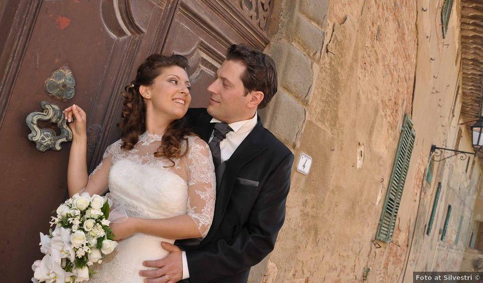 Il matrimonio di Andrea e Lisa a Bientina, Pisa