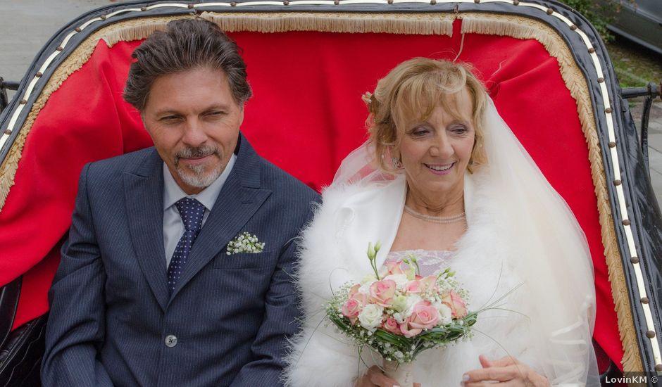 Il matrimonio di Luigi e Natalina a Fiorano Modenese, Modena