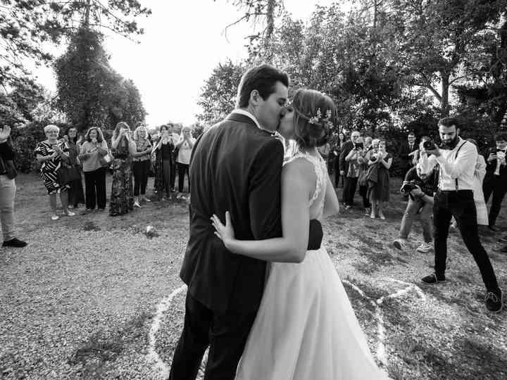 le nozze di Rita e Roberto