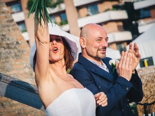 Le nozze di Enrica e Luca