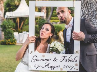 Le nozze di Fabiola e Giovanni