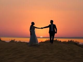 Le nozze di Carola e Andrea