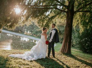 Le nozze di Rosy e Stefano
