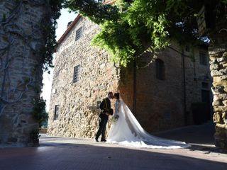 Le nozze di Benedetta  e Domenico