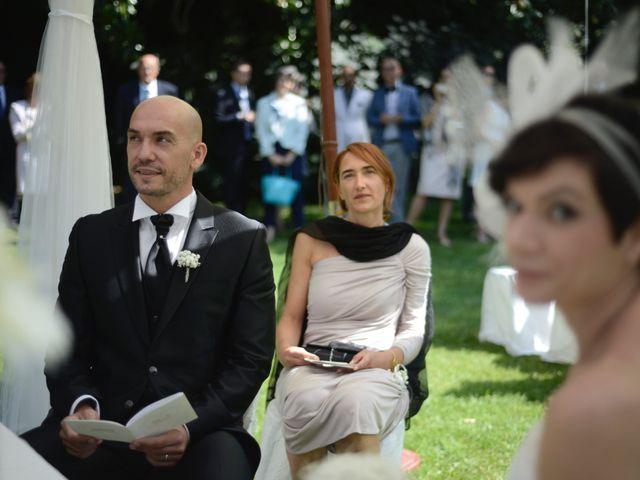 Il matrimonio di Silvia e Simone a Stezzano, Bergamo 29