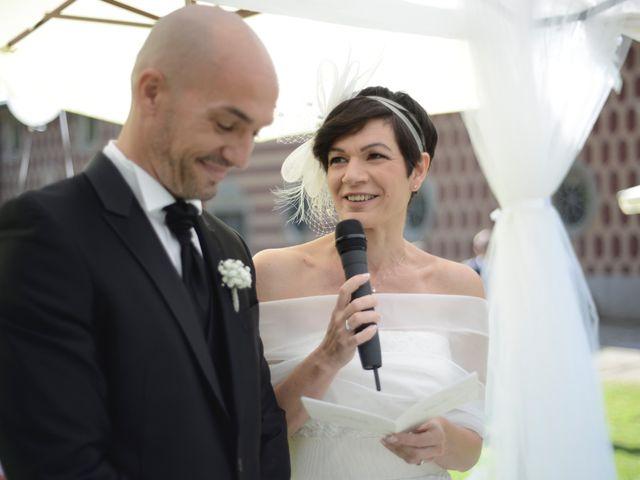 Il matrimonio di Silvia e Simone a Stezzano, Bergamo 30