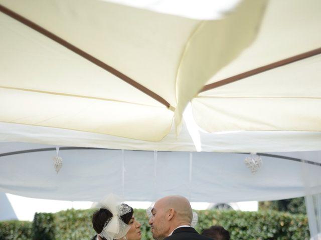 Il matrimonio di Silvia e Simone a Stezzano, Bergamo 33