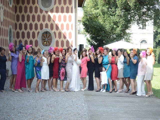 Il matrimonio di Silvia e Simone a Stezzano, Bergamo 35