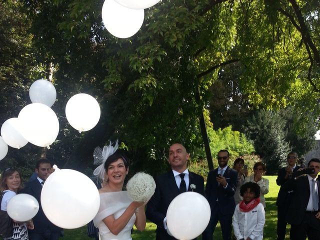 Il matrimonio di Silvia e Simone a Stezzano, Bergamo 39