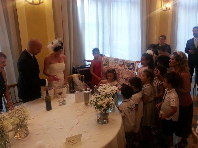 Il matrimonio di Silvia e Simone a Stezzano, Bergamo 44