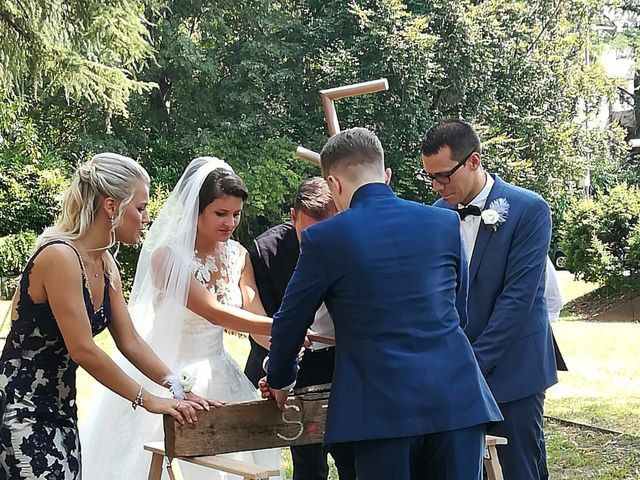 Il matrimonio di John e Sara a Manzano, Udine 4
