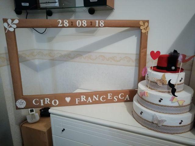 Il matrimonio di Ciro e Francesca a Lettere, Napoli 3