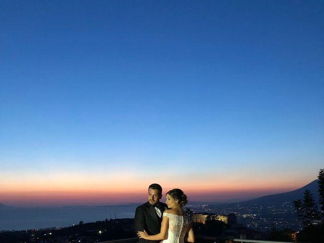 Il matrimonio di Ciro e Francesca a Lettere, Napoli 6