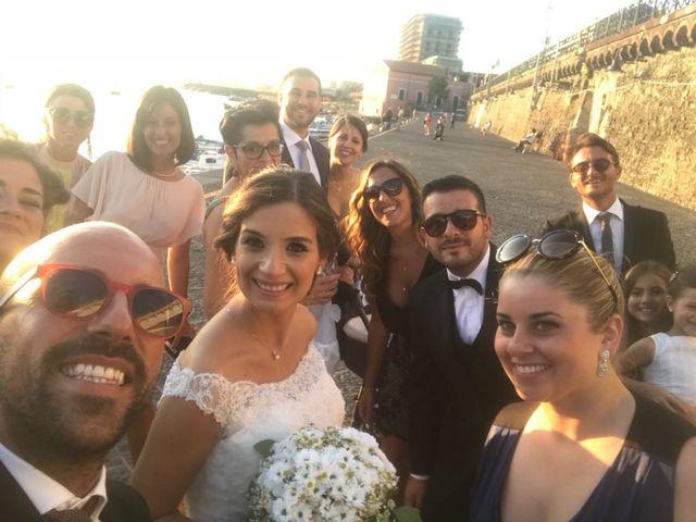 Il matrimonio di Ciro e Francesca a Lettere, Napoli 7