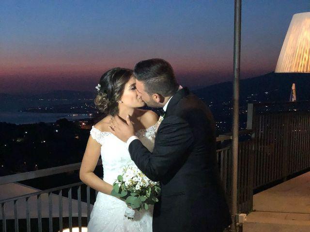 Il matrimonio di Ciro e Francesca a Lettere, Napoli 8