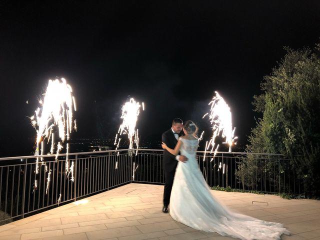 Il matrimonio di Ciro e Francesca a Lettere, Napoli 10