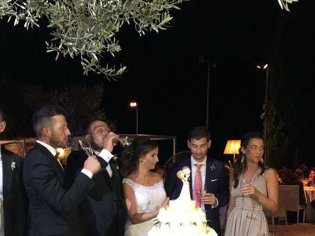 Il matrimonio di Ciro e Francesca a Lettere, Napoli 11