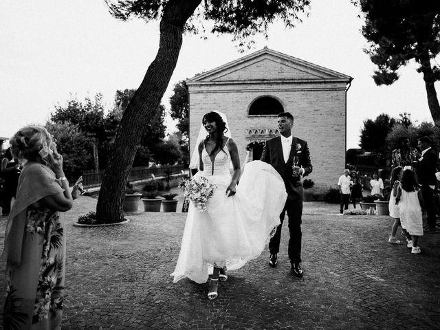 Il matrimonio di Mauro e Martha a Civitanova Marche, Macerata 44