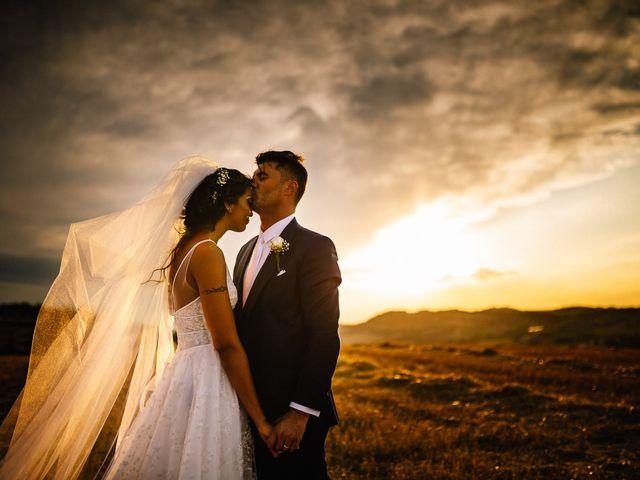 le nozze di Martha e Mauro