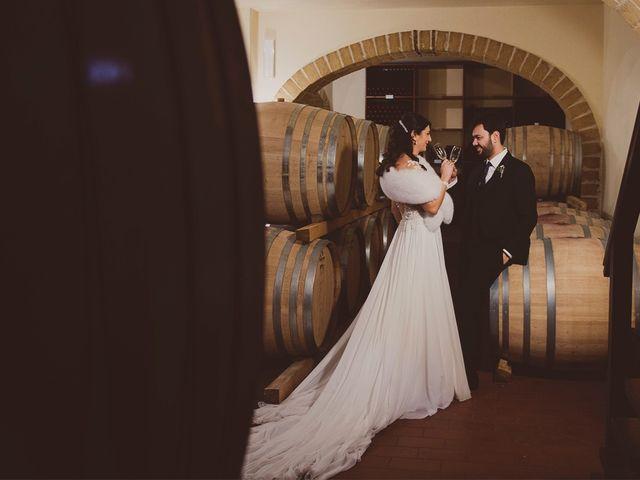 Le nozze di Fiorenza e Benedetto