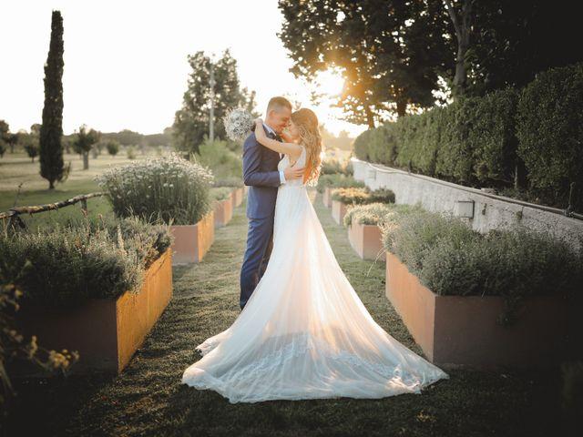 le nozze di Luisa e Vincenzo