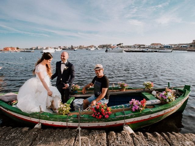Il matrimonio di Daniele e Alessia a Siracusa, Siracusa 79
