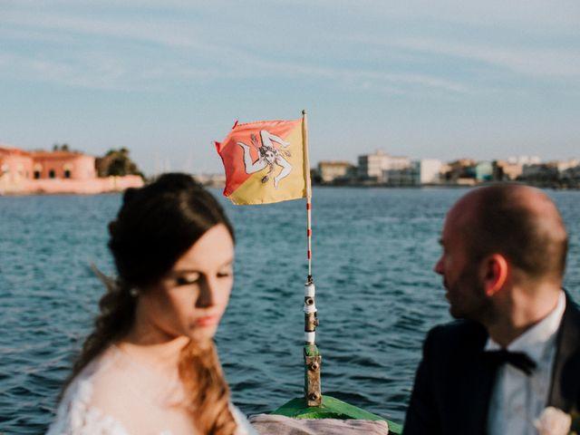 Il matrimonio di Daniele e Alessia a Siracusa, Siracusa 82