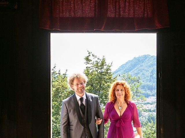 Il matrimonio di Igor e Francesca a Vittorio Veneto, Treviso 9
