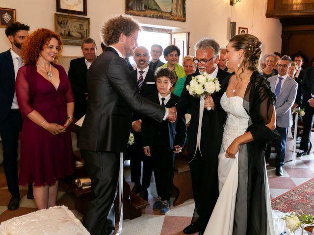 Il matrimonio di Igor e Francesca a Vittorio Veneto, Treviso 11