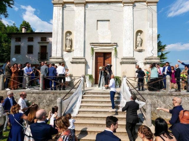 Il matrimonio di Igor e Francesca a Vittorio Veneto, Treviso 1