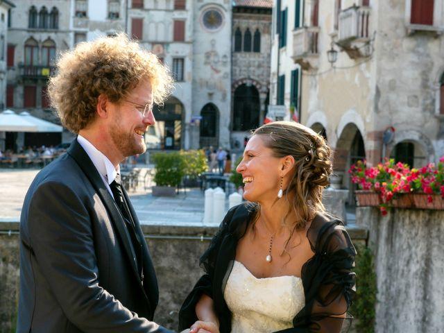 Il matrimonio di Igor e Francesca a Vittorio Veneto, Treviso 21