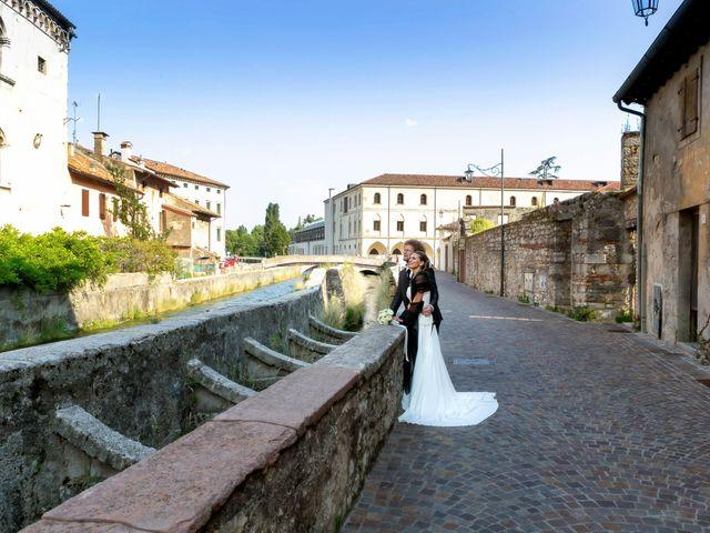 Il matrimonio di Igor e Francesca a Vittorio Veneto, Treviso 25
