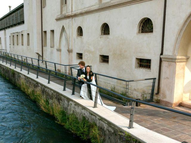 Il matrimonio di Igor e Francesca a Vittorio Veneto, Treviso 29