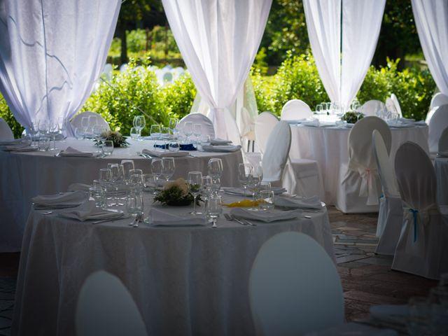 Il matrimonio di Fabio e Justine a Cassano d'Adda, Milano 2